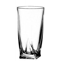 Quad * Kristály Vizes pohár 350 ml (39910)