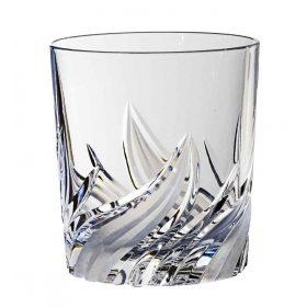 Kristály whiskys pohár